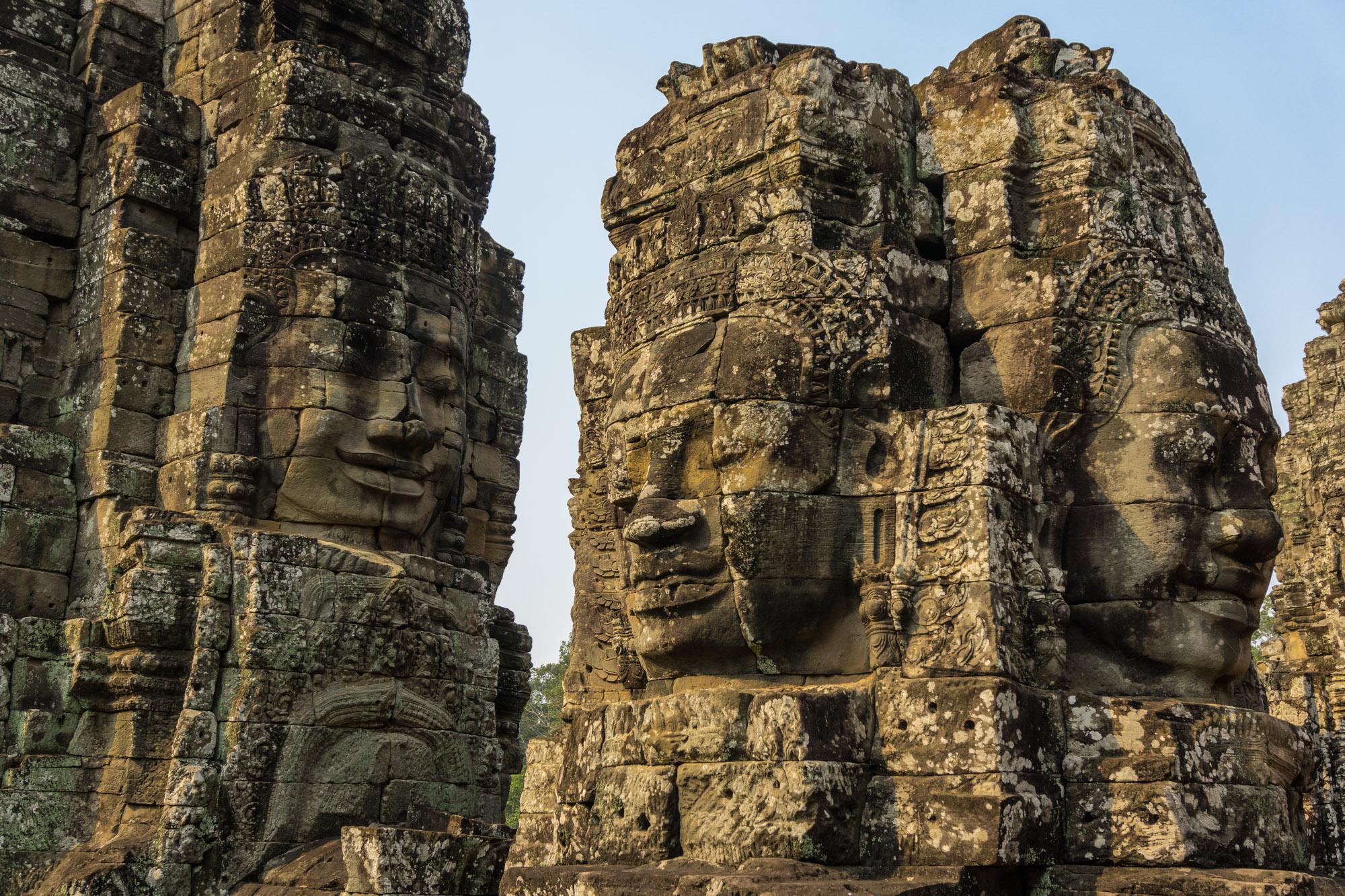 Angkor Wat Weltwunder